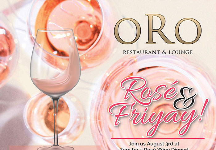 ORO Rose Friday