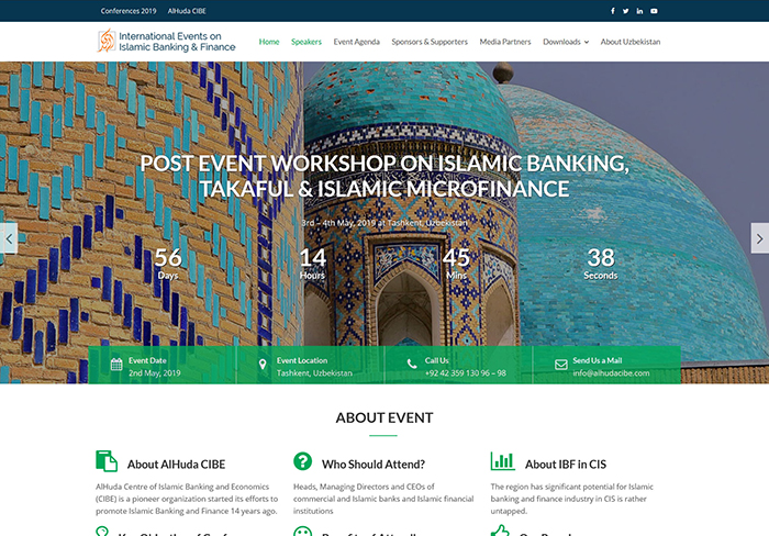 CIS – Islamic Banking and Finance