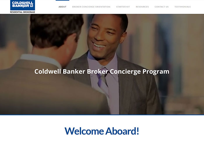 Coldwell Banker Broker Concierge