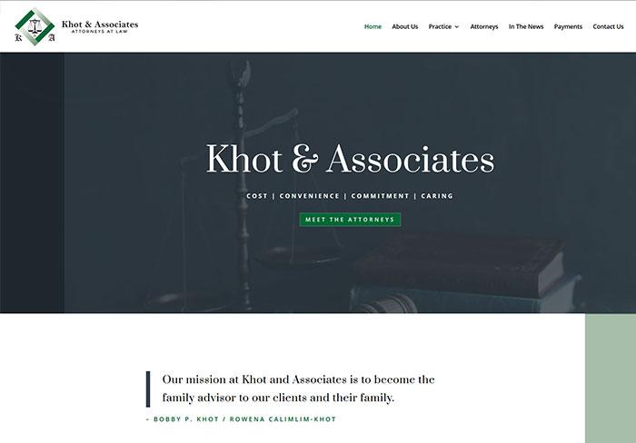 Khot & Associates