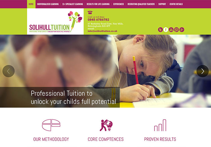 Solihull Tuition Center