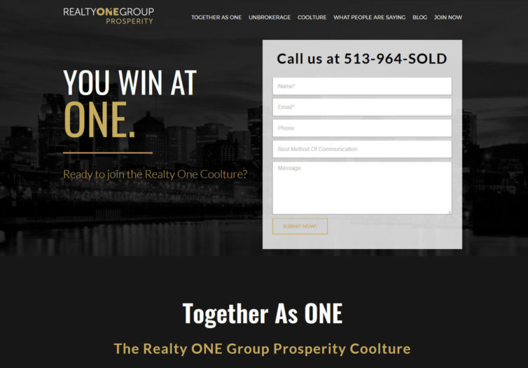Reality ONE Group Prosperity