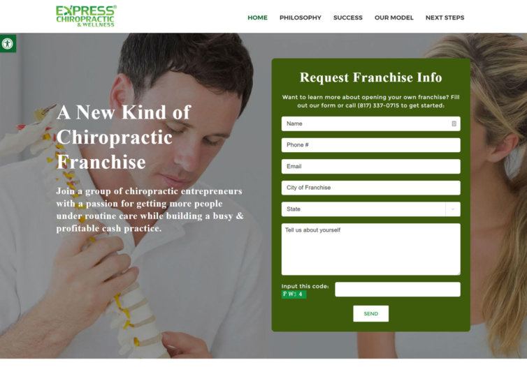Express Chiropractic & Wellness Franchise