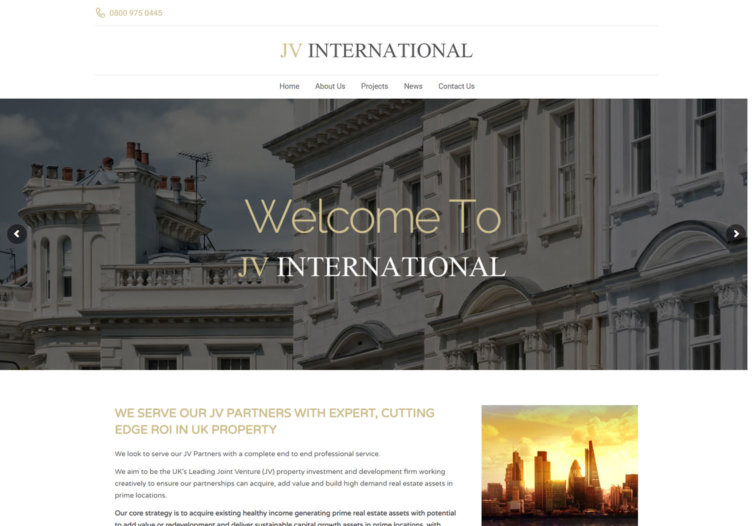 JV International